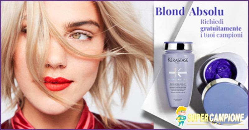 Campioni omaggio Kérastase Blond Absolu