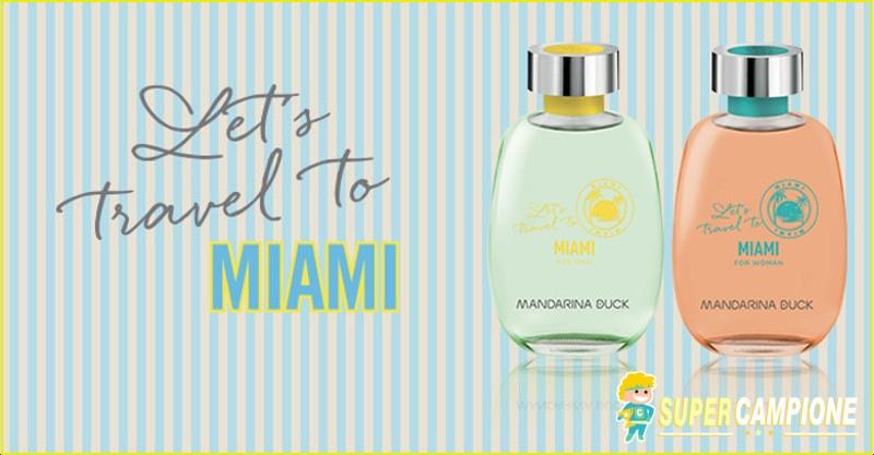 Supercampione - Diventa tester dei profumi Mandarina Duck Fragrances