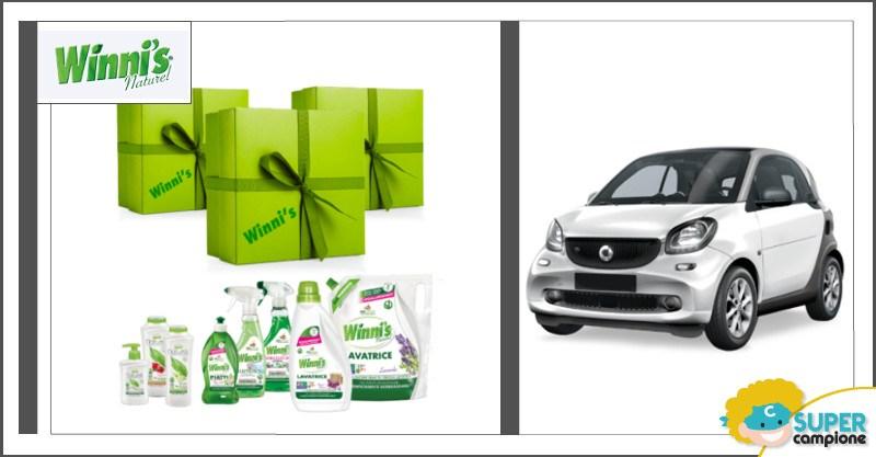 Vinci Winni's Giftbox e 1 Smart Fortwo Electric Drive