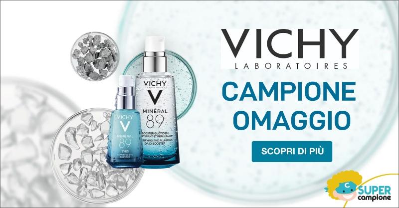 Campioni omaggio Vichy Mineral 89