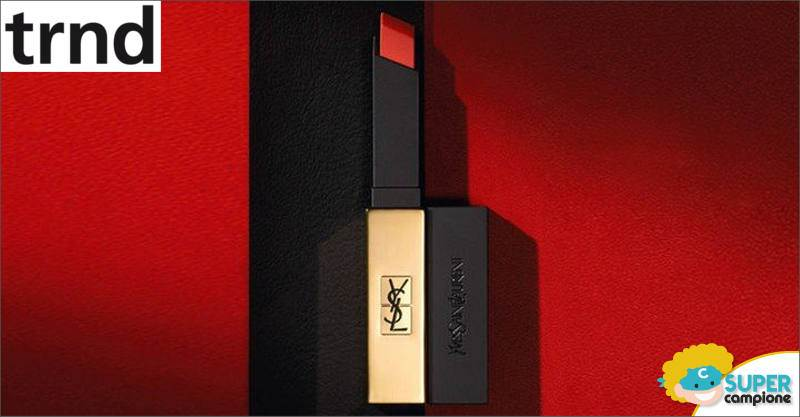 Diventa tester Yves Saint Laurent Rouge Pur Couture The Slim