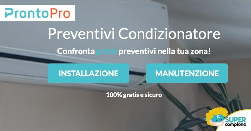 ProntoPro: la migliore offerta per il tuo climatizzatore