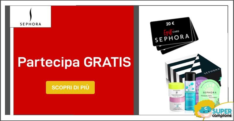 Vinci gift card e kit collection Sephora