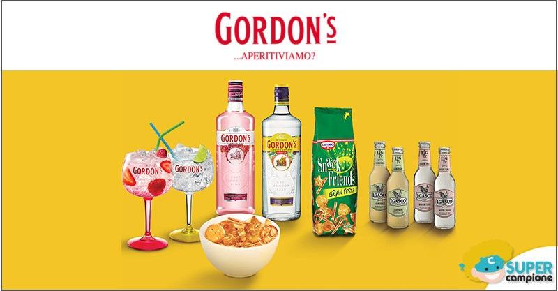 Ottieni il kit aperitivo Gordon's