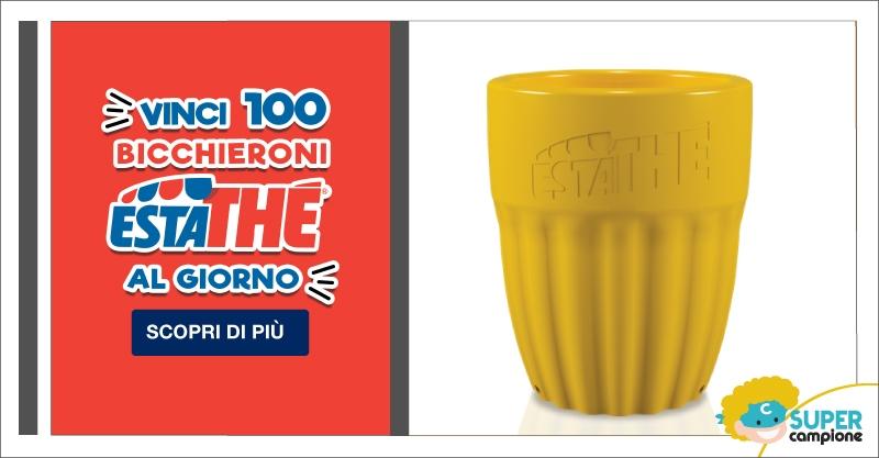 Vinci 100 bicchieroni Estathè