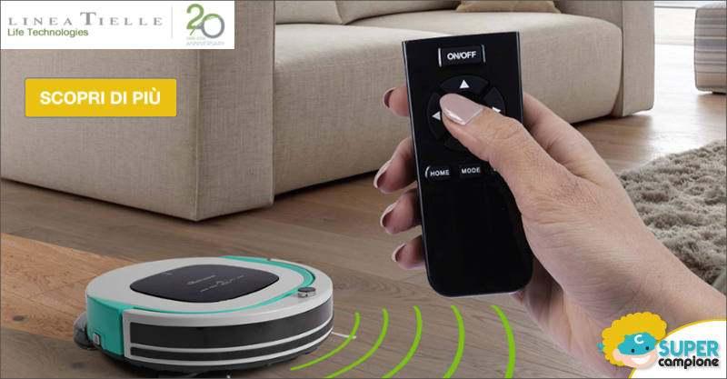 Offerta Robot aspira e lava Sensor Cleaner Plus