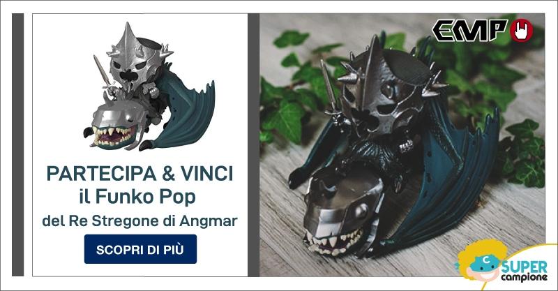 Vinci gratis il Funko Pop Signore degli Anelli