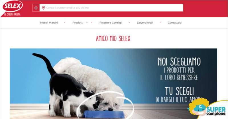 Selex: scopri le offerte per il tuo cane o gatto