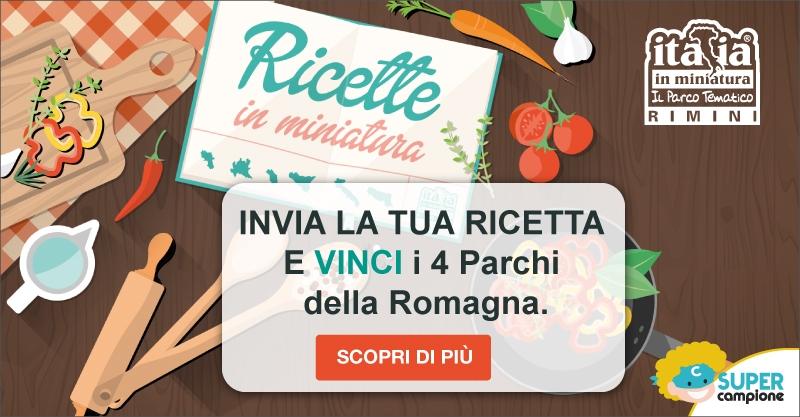 Vinci coupon per i 4 parchi della Romagna