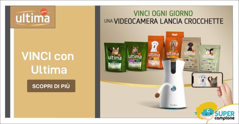 Vinci lancia crocchette con Ultima