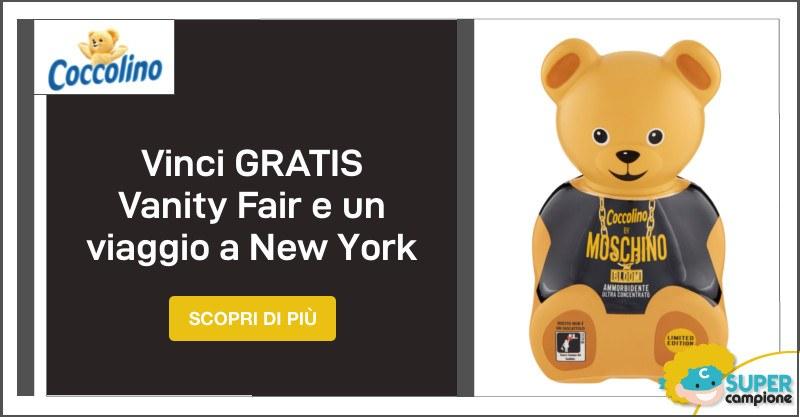 Vinci gratis Vanity Fair e un viaggio a New York