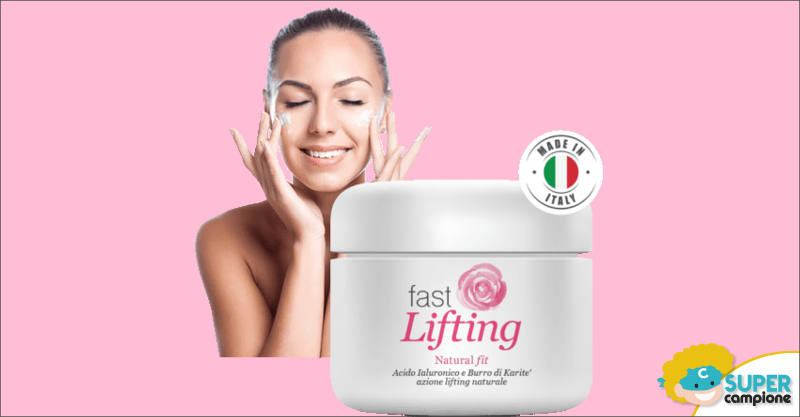 Offerta FastLifting innovativa crema naturale anti-age