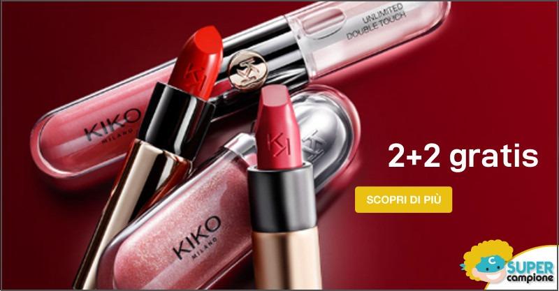Promo 2+2 Kiko