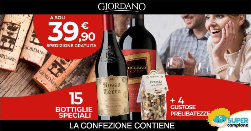 Giordano Vini: offerta speciale Ricca Cantina
