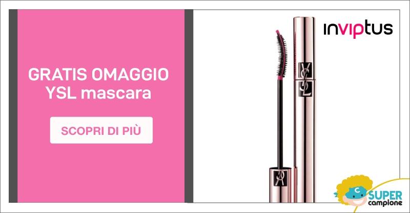 Campioni omaggio YSL mascara mini size