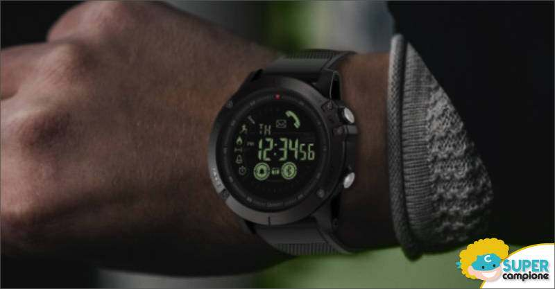 Offerta X-Tactical Watch: smartwatch tattico speciale