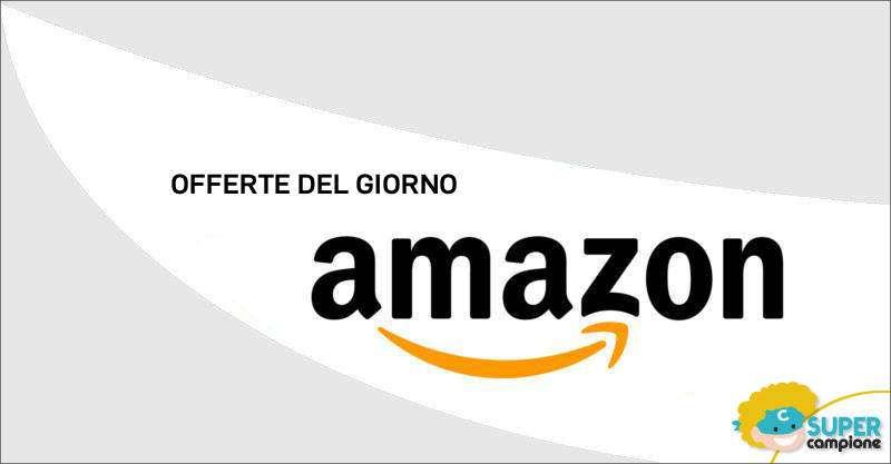 Amazon: gli sconti del giorno