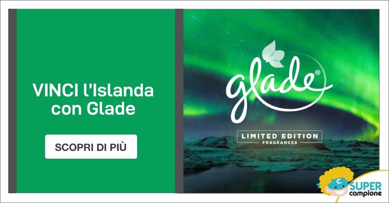 Vinci un viaggio in Islanda con Glade