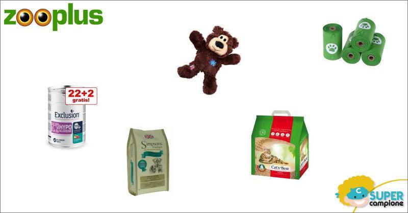 Zooplus: le migliori offerte per il tuo amico a 4 zampe