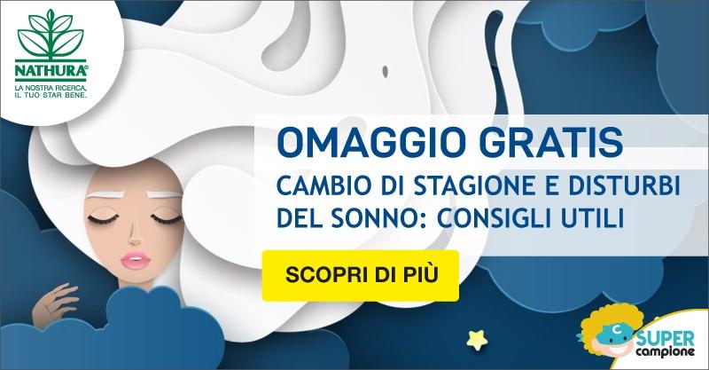 Campione omaggio gratis E-book Consigli utili contro l'insonnia