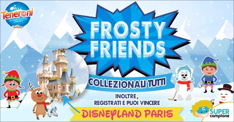 Vinci Disneyland Paris con Teneroni