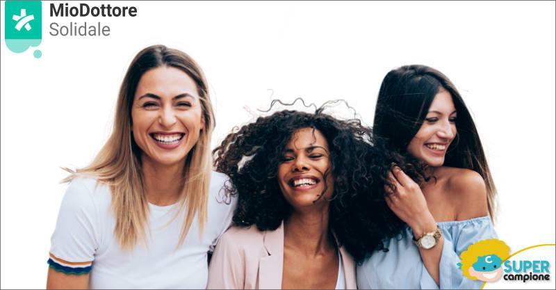 MioDottore Solidale: visita ginecologica gratuita