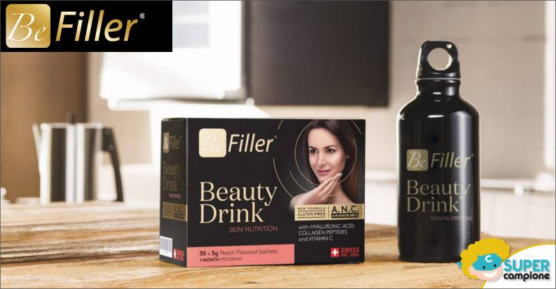Campioni omaggio Be Filler beauty drink