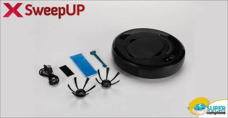 Offerta speciale robot aspirapolvere X-SweepUP