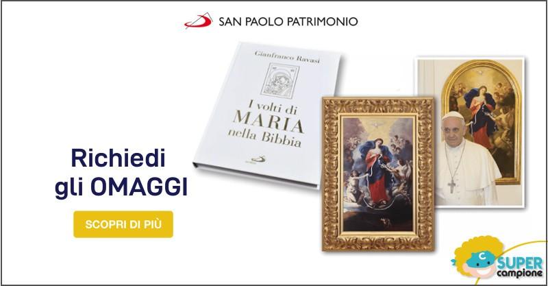 San Paolo Patrimonio: omaggio stampa dell'Annunciata di Antonello da Messina