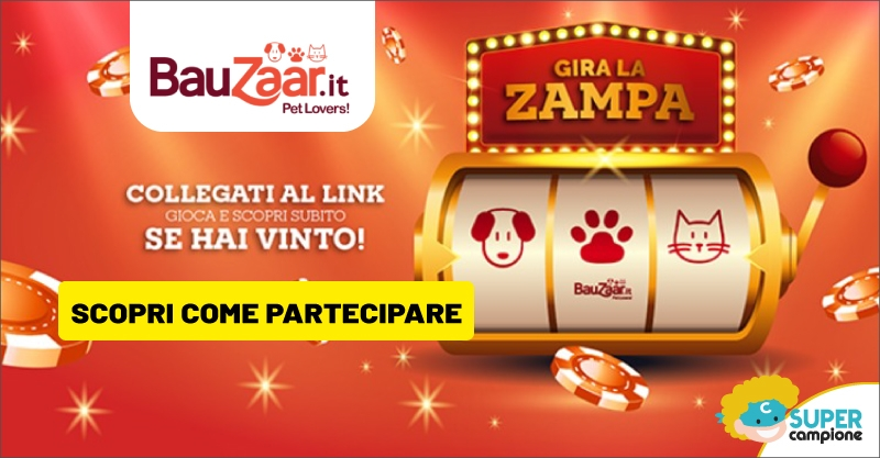 Vinci gratis 50€ buono sconto per il sito Bauzaar!