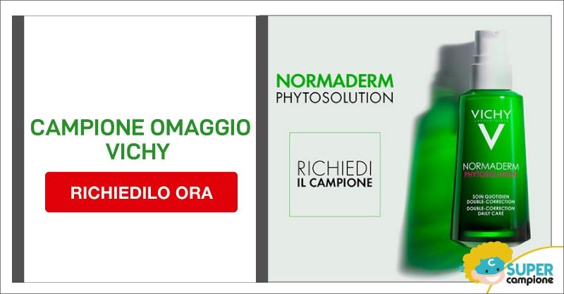 Campione omaggio Vichy Normaderm Phytosolution