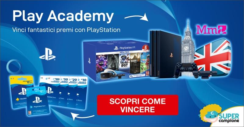Vinci PS4 Pro Limited Edition e tanti altri premi con PlayStation