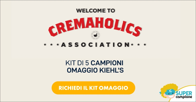 Campioni omaggio Kiehl's
