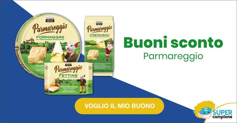Buoni sconto Parmareggio