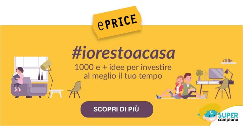ePrice: 1000 idee per investire il tuo tempo