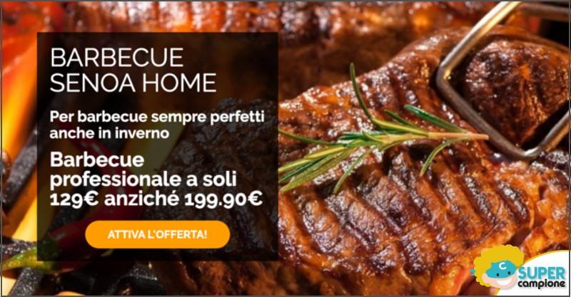 Offerta speciale Barbecue Stenoa Home