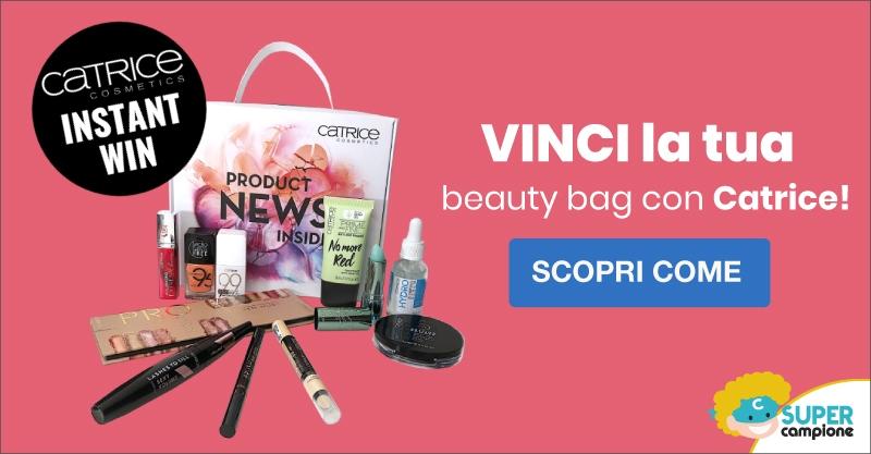 Vinci la tua beauty bag con Catrice
