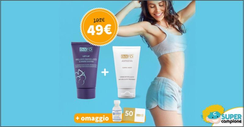 Offerta Barò KIT Anti-Cellulite + omaggio