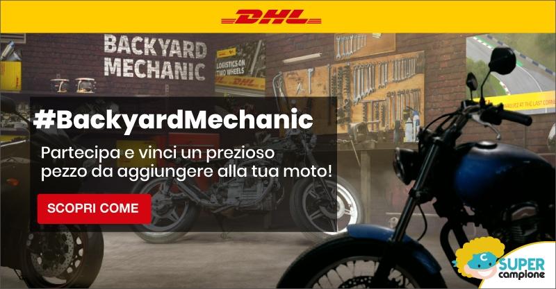 Vinci con DHL un kit MotoG bike part upgrade