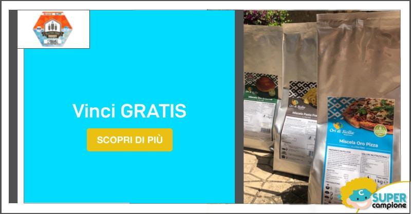 Vinci gratis il Summer-Kit Ori di Sicilia