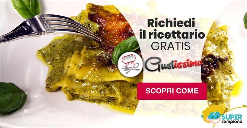 Omaggio Gustissimo: ricettario lasagne