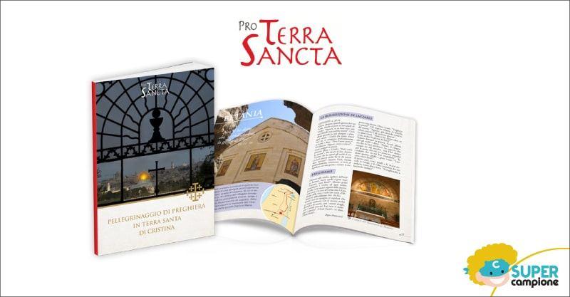 Omaggio Pro Terra Sancta libretto santuari di Terra Santa