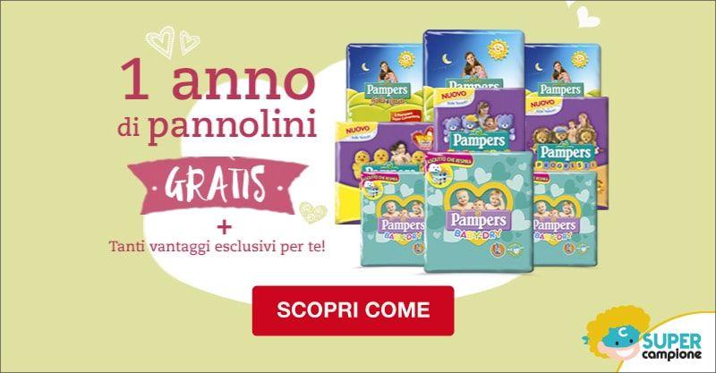 QuiMamme e Pampers CLUB: gratis riviste, coupon e tanti vantaggi