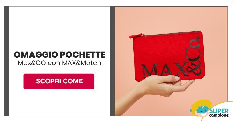 Omaggio Pochette Max&CO