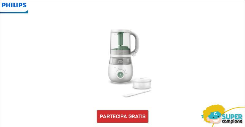 Diventa tester EasyPappa 4 in 1