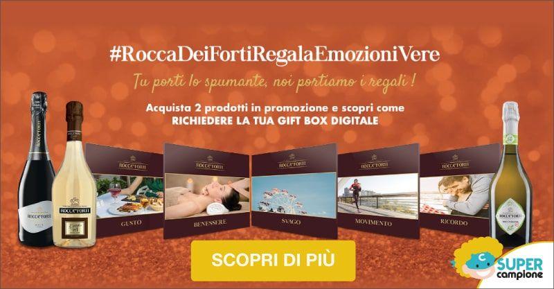 Rocca dei Forti: ricevi premio sicuro Box Digitale