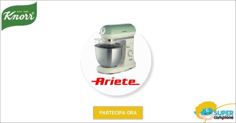 Knorr: vinci 75 planetarie Ariete Vintage