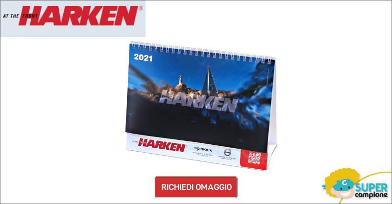 Ricevi gratis il calendario Harken 2021
