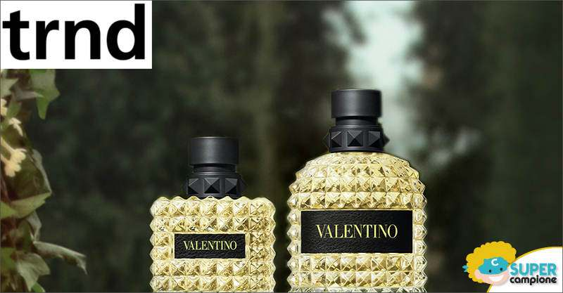 Diventa tester profumo Valentino Born In Roma Yellow Dream