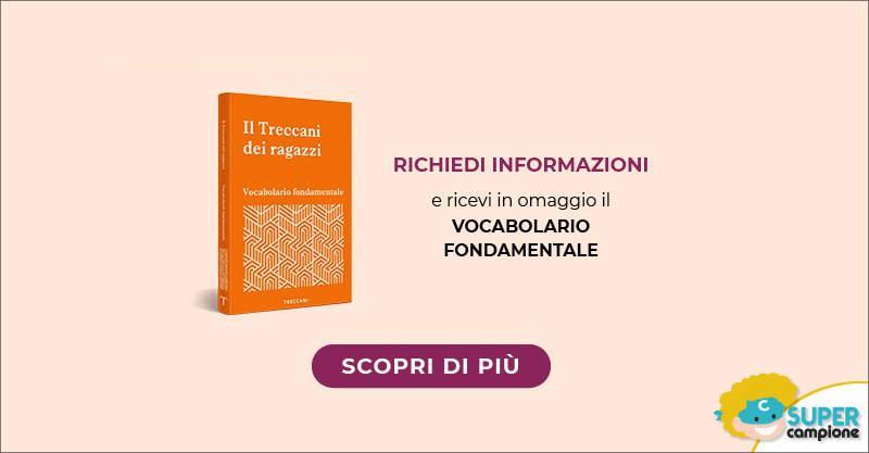 Treccani: ricevi in omaggio il Vocabolario Fondamentale